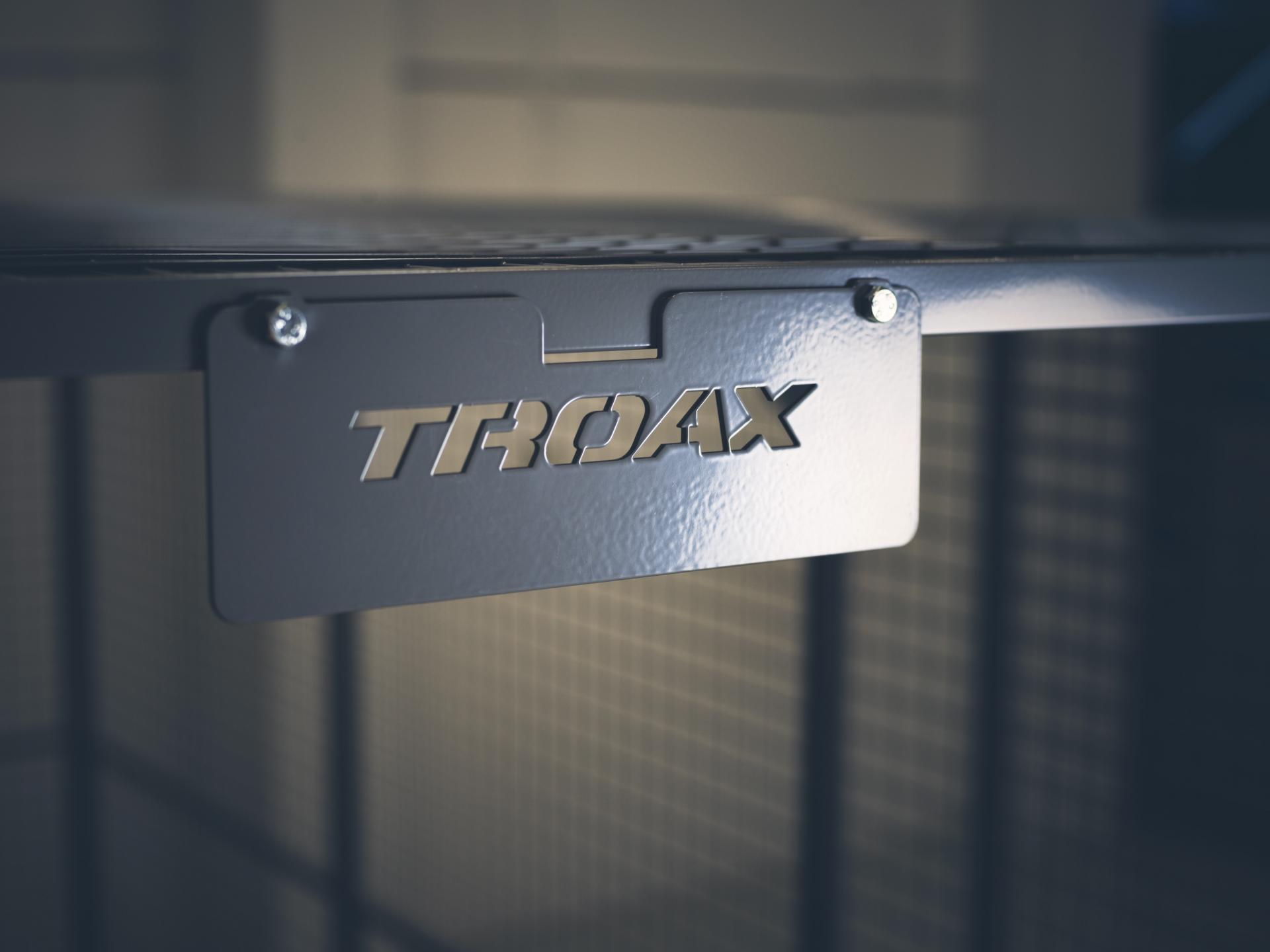 Troax sign