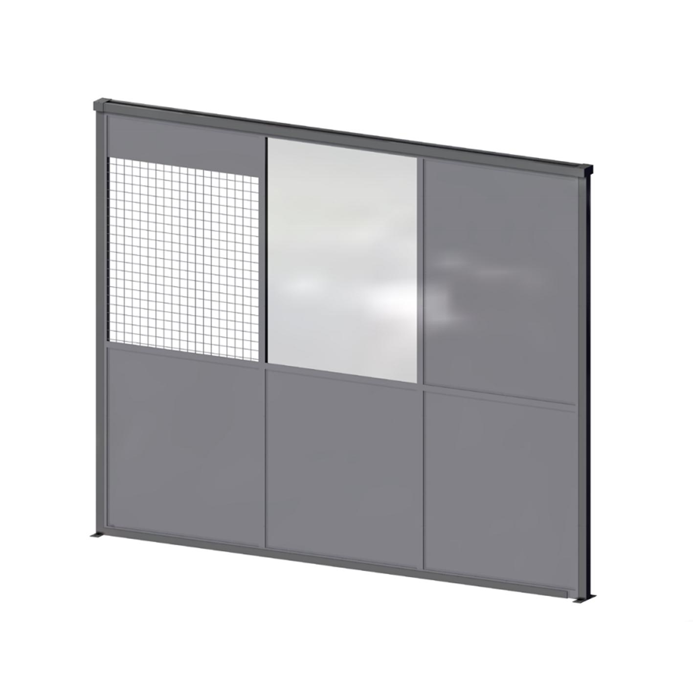 Commercial partitioning, Sigma panels